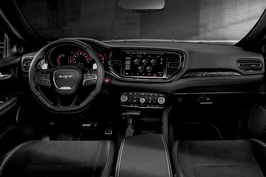Dodge Durango 2021 года: второй рестайлинг и бешеная версия SRT Hellcat