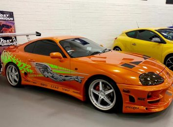 Реплика Supra Fast & Furious