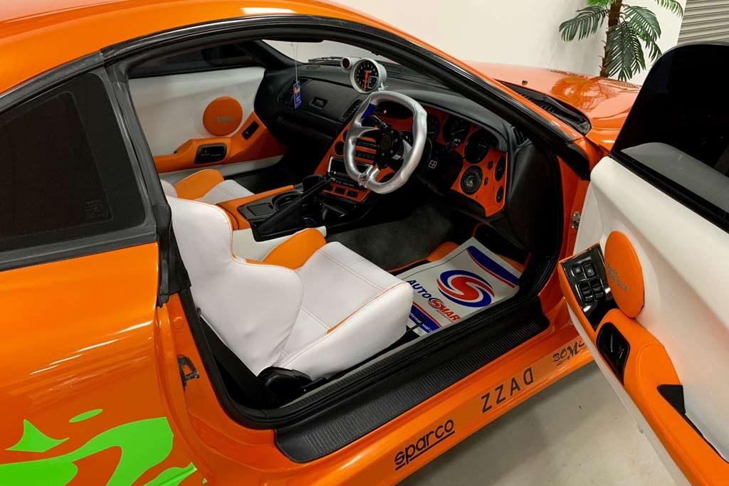 Культовая Toyota Supra как из первого «Форсажа»: в пять раз дешевле оригинала