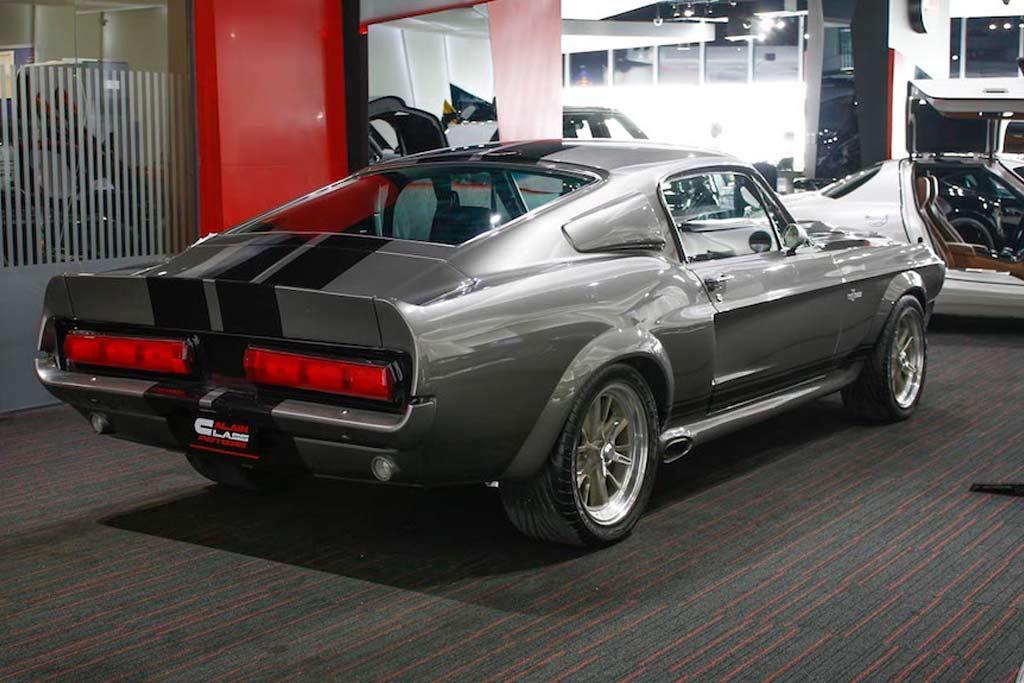 В продаже тот самый Ford Mustang «Eleanor» из «Угнать за 60 секунд»: ценник соответствующий