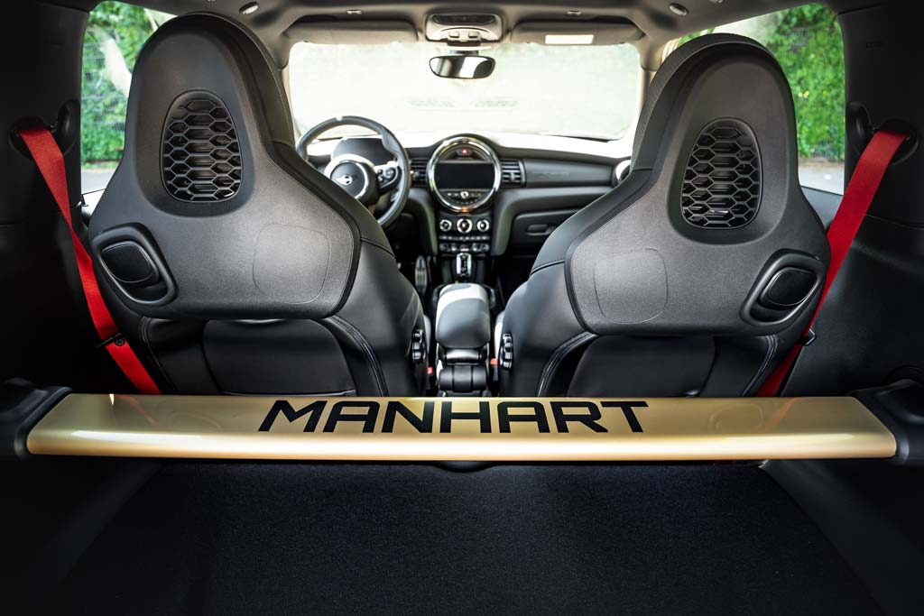 Manhart GP3 F350