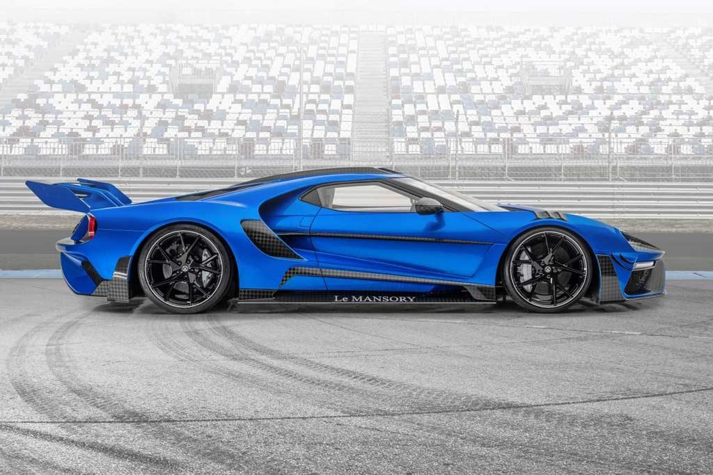 Le Mansory GT