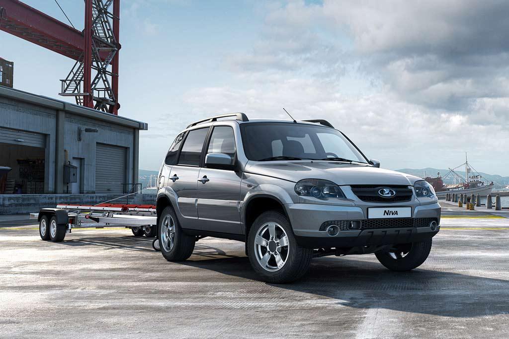 Стартовали продажи внедорожника Lada Niva: озвучены цены и комплектации