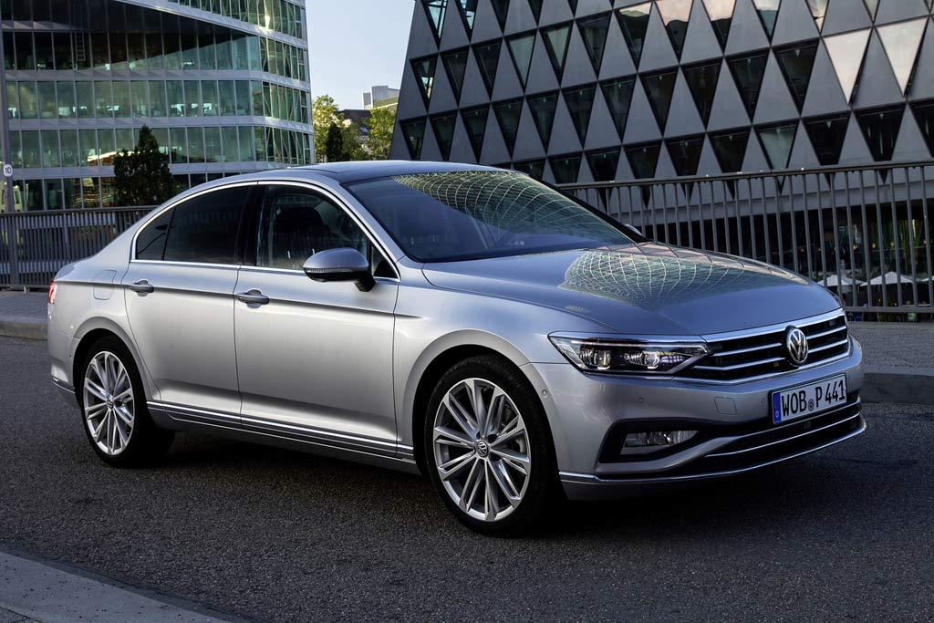 Новая модель Volkswagen Passat B8 2020