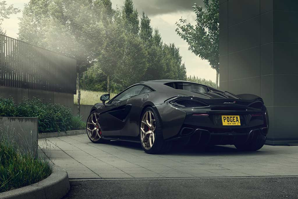 McLaren 666S: модифицированный 570S от тюнинг ателье Pogea Racing