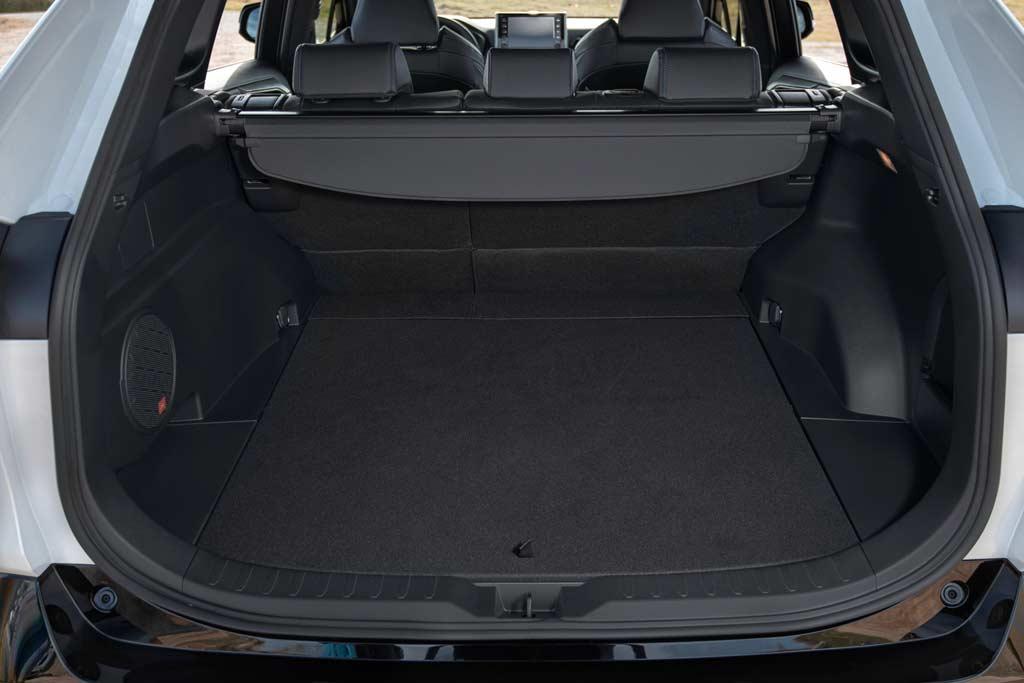 Багажник Toyota RAV4 2020