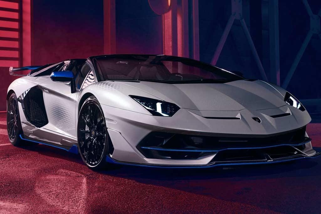 Lamborghini Aventador SVJ Xago Edition: спецверсия в честь новой программы персонализации
