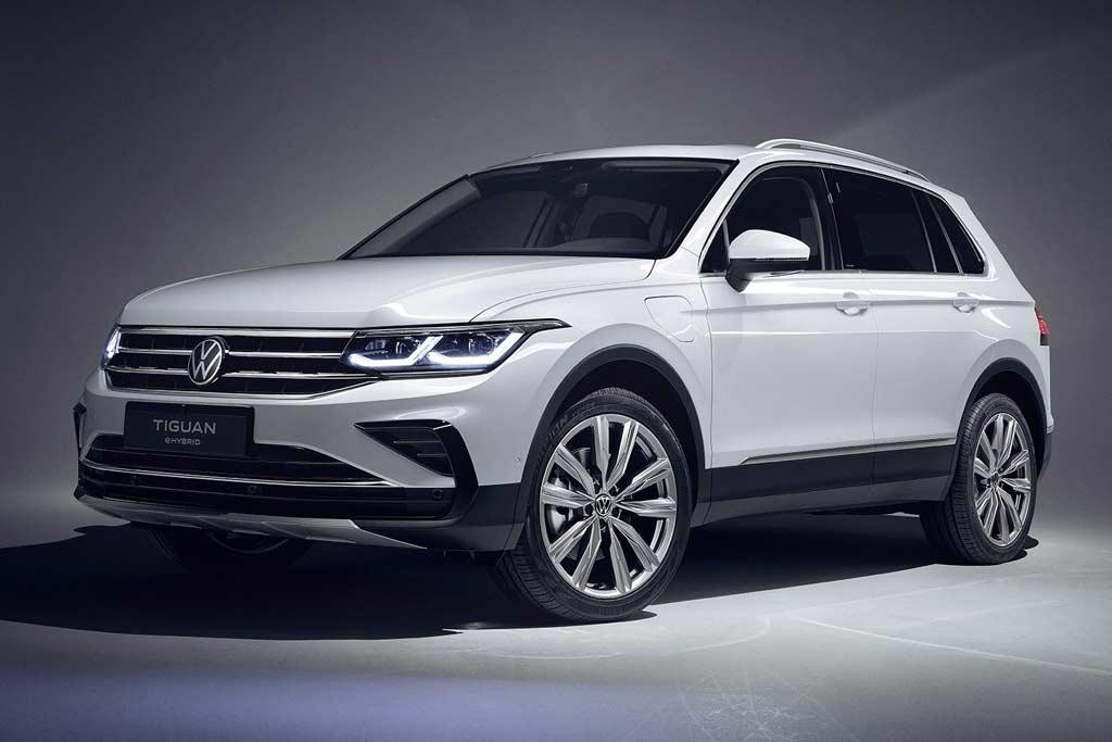 Представлен обновленный Volkswagen Tiguan 2021 года: считаем изменения