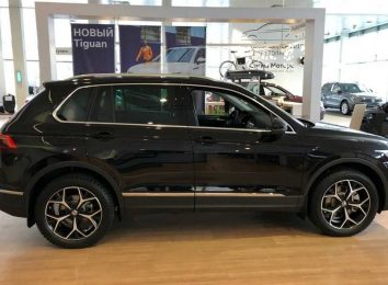Volkswagen Tiguan [year]