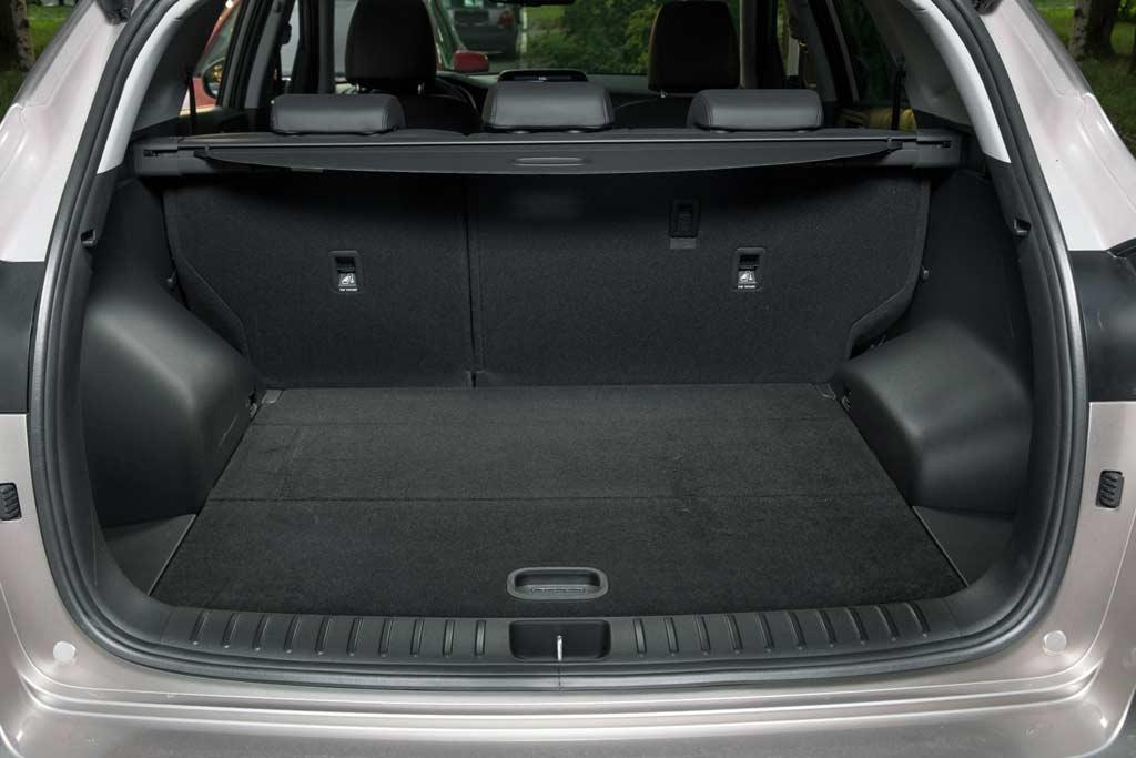 Багажник Hyundai Tucson 3