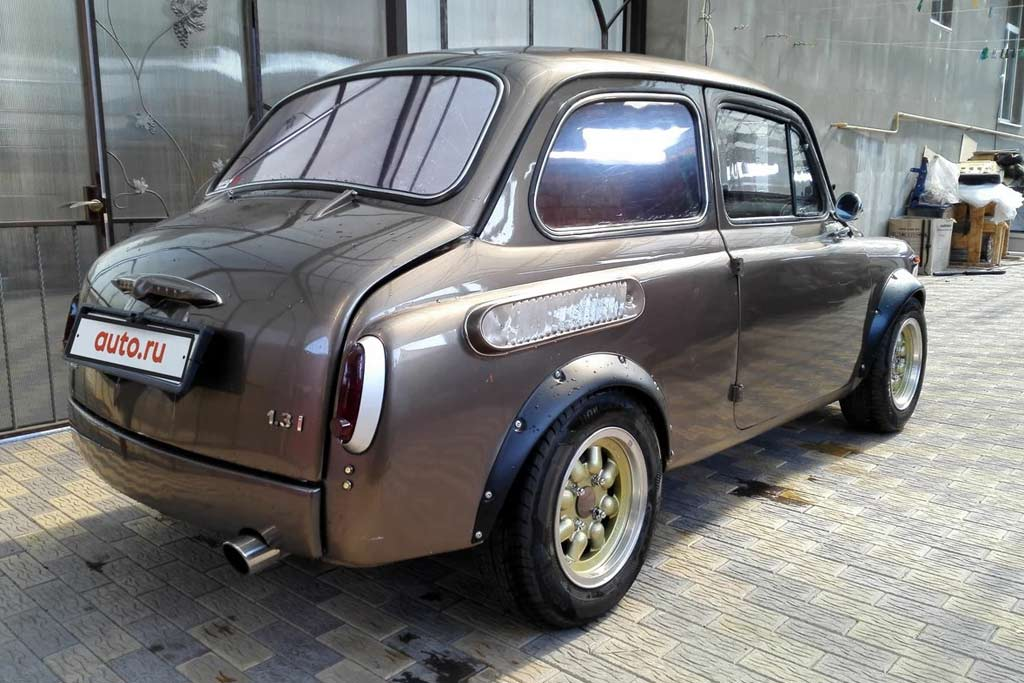 ЗАЗ-965 из Ессентуков