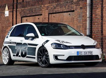 xXx Performance e-Golf