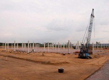Будущий завод Hyundai