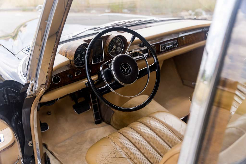 Mercedes-Benz 600 LWB Pullman 1966