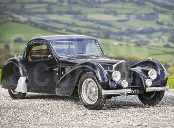 Bugatti Type 57S Atalante 1937