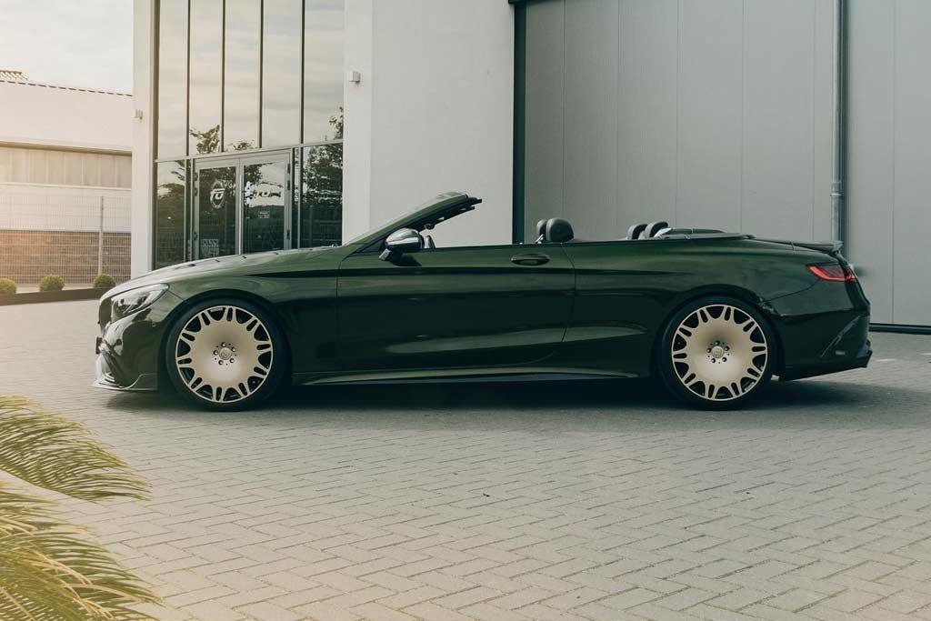 Brabus S63 Cabriolet