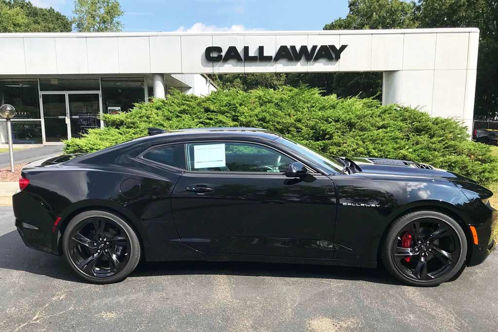 Callaway SC630