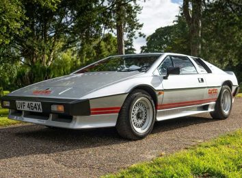 Lotus Turbo Esprit 1981