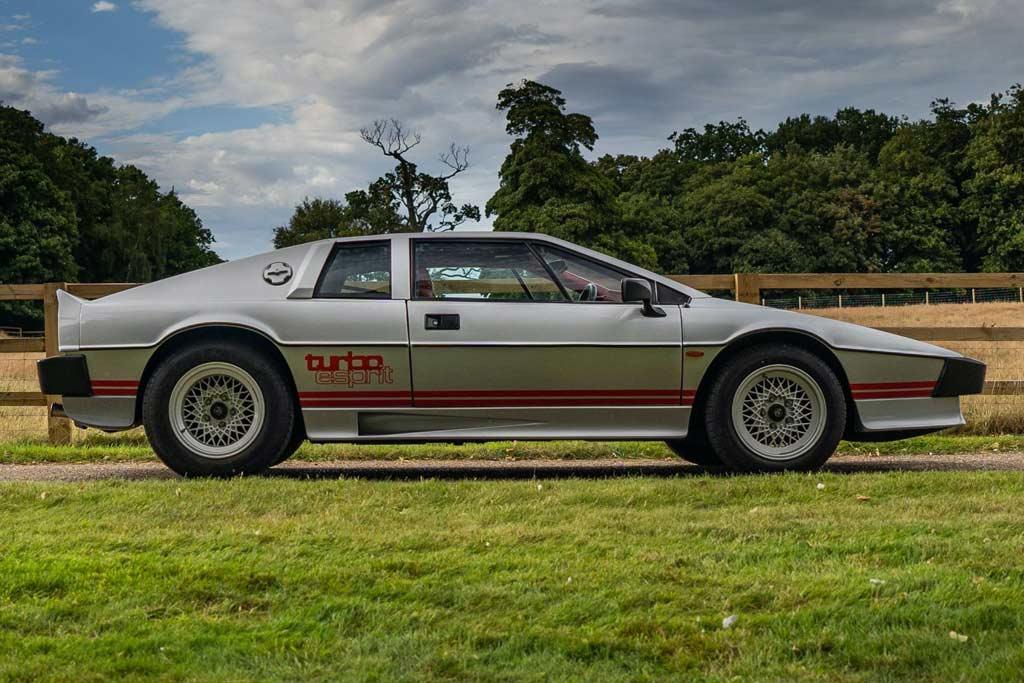 Lotus Turbo Esprit 1981