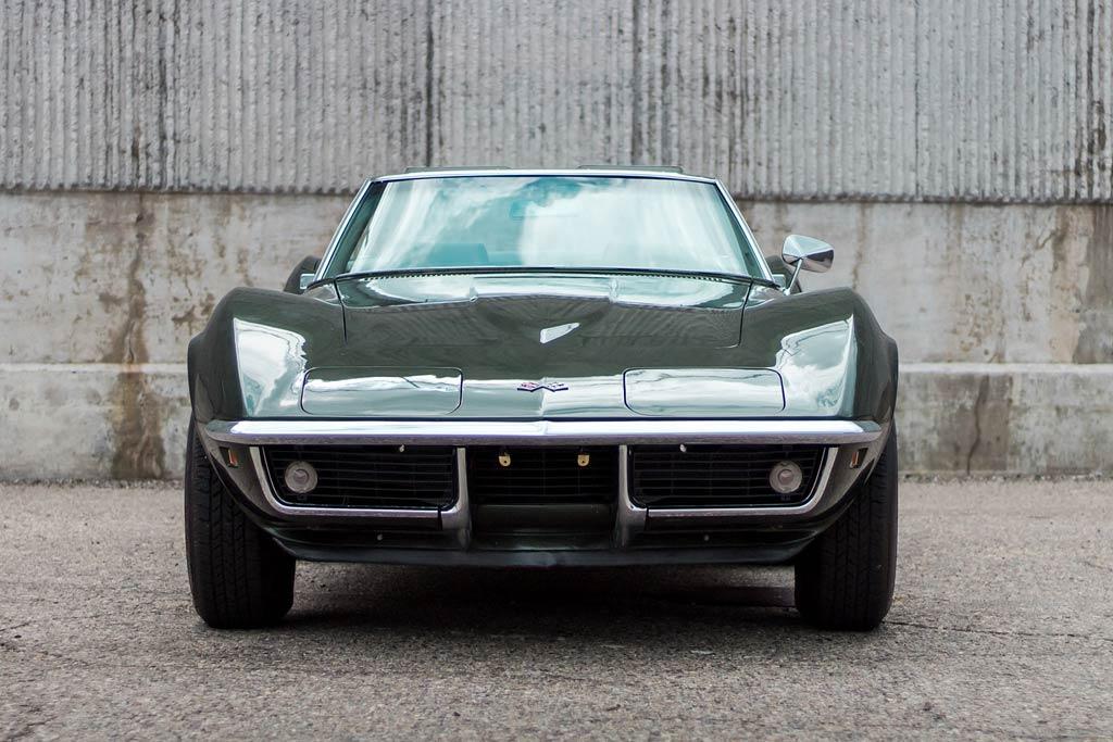 Corvette C3 Stingray 1969
