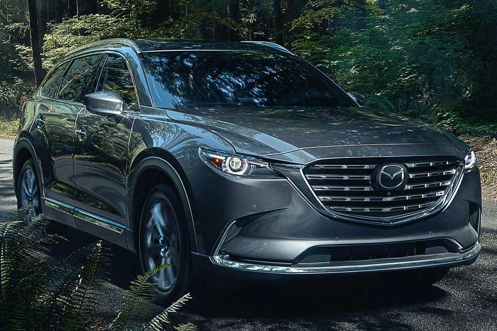 Mazda CX-9 2021: расширенное оснащение и новая версия «Carbon Edition»