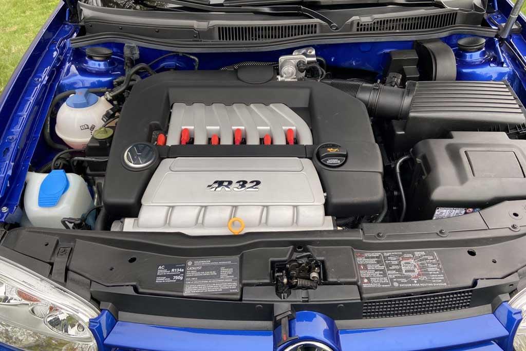 Даже старый Гольф можно выгодно перепродать: если это идеально сохранившийся R32