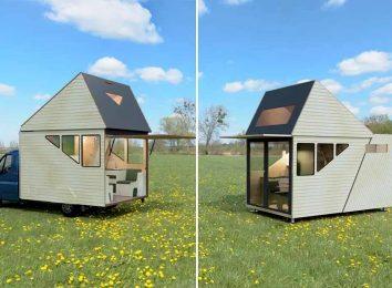Мобильный дом от Haaks Campers
