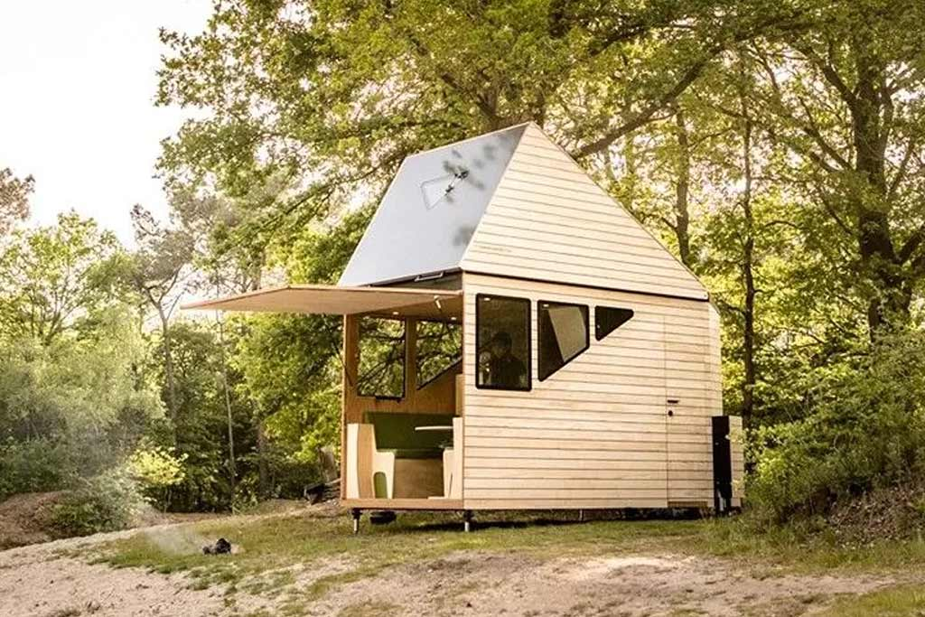 Вместо кемпера настоящий мобильный дом: так выглядит будущее отдыха на природе