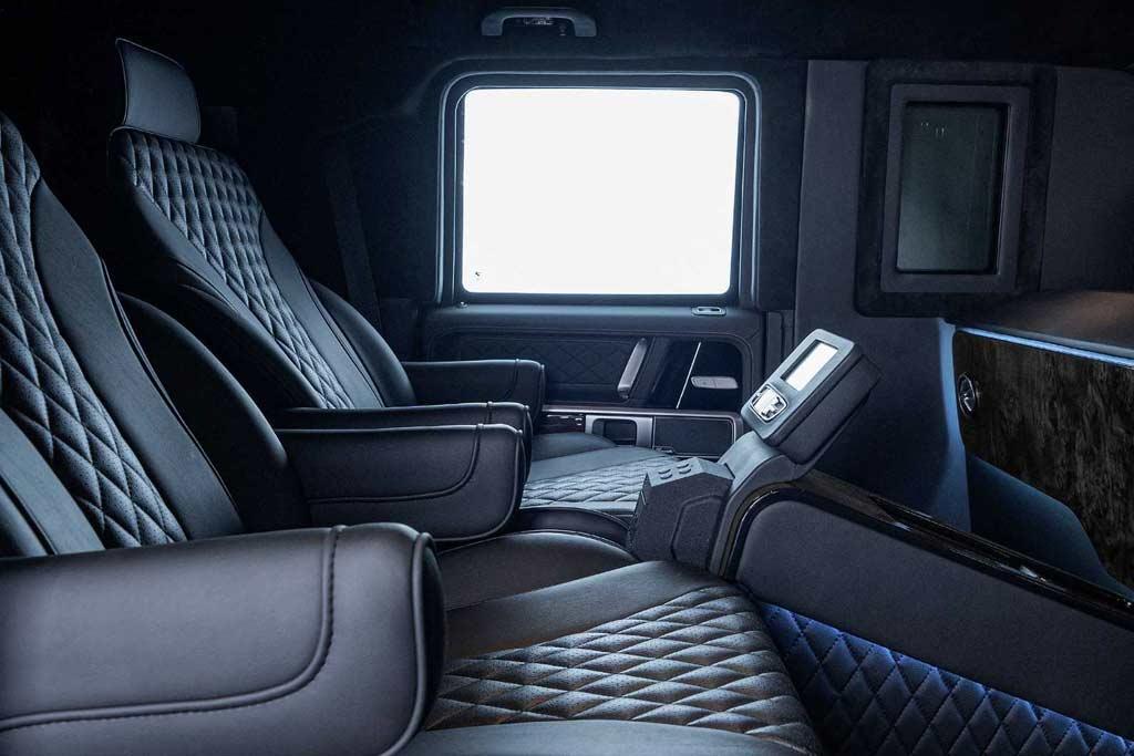 Inkas G63 лимузин