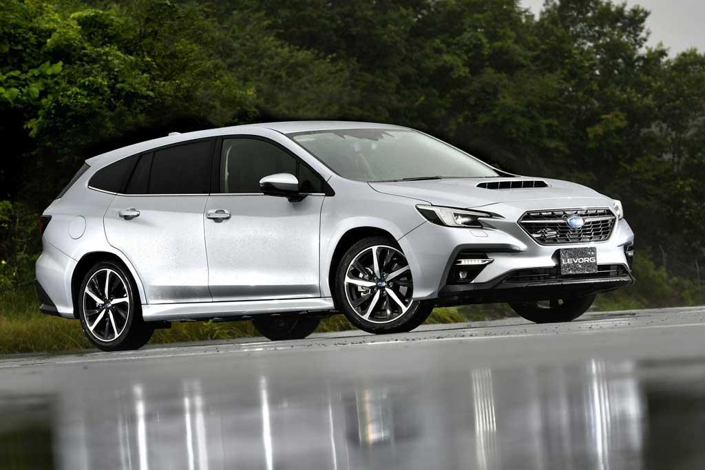 Subaru Levorg 2021: стильный универсал с новым оппозитным движком