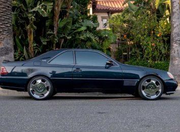 Mercedes S600 Майкла Джордана