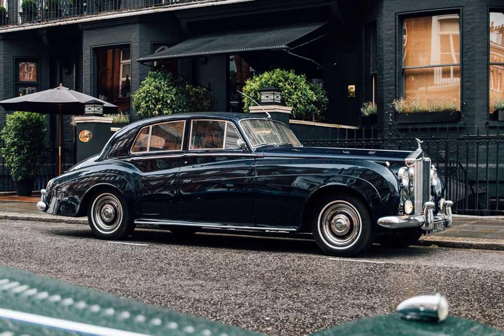 Lunaz Rolls-Royce EV