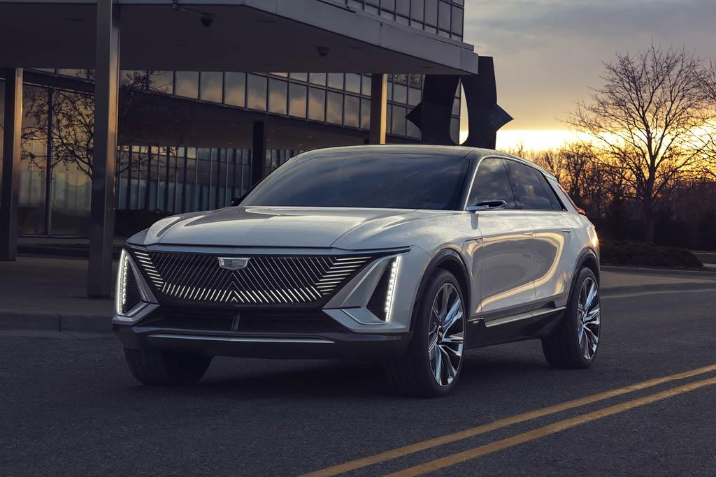 Cadillac Lyric Concept