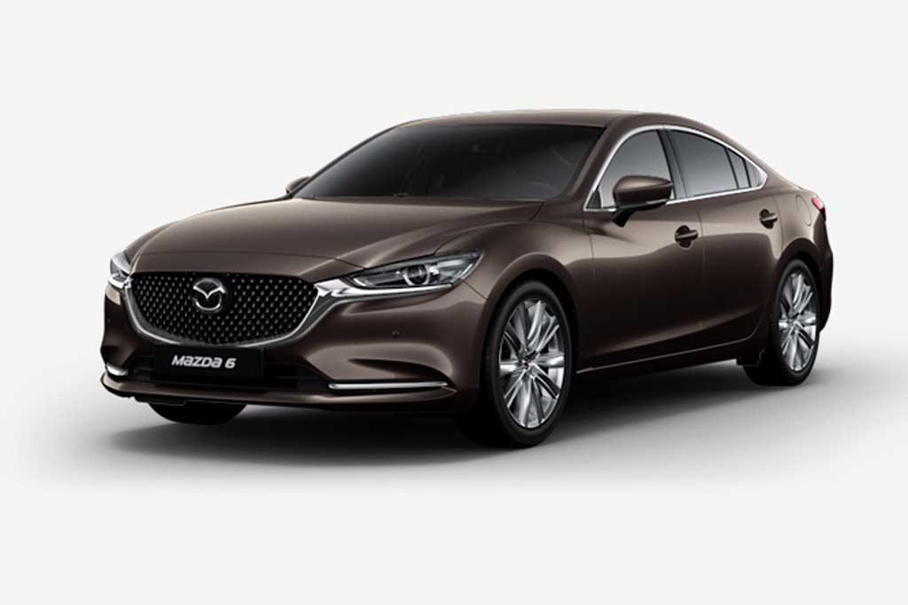 Mazda 6 Titanium Flash