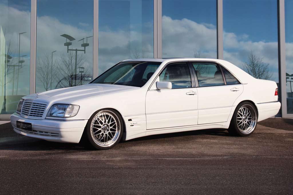 Mercedes S W140