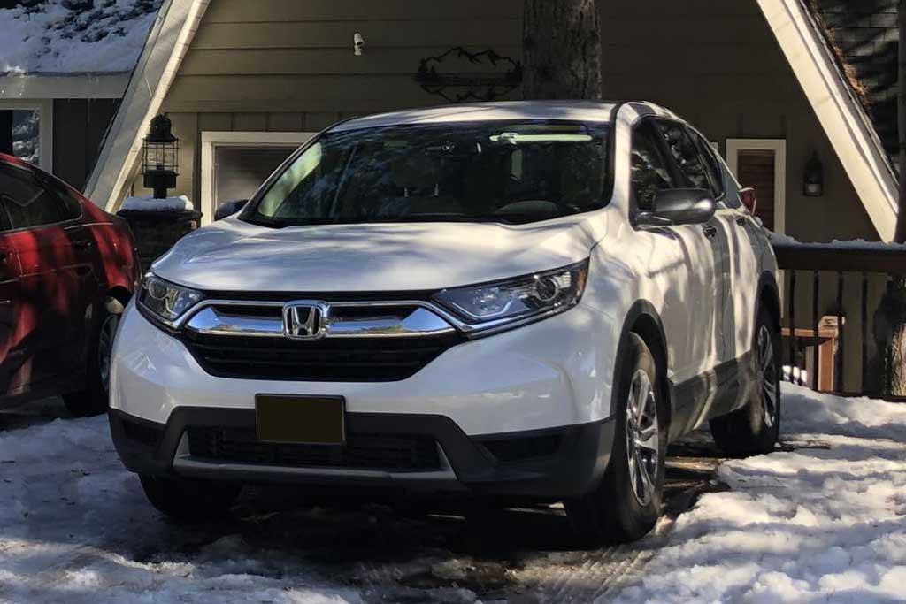 Отзыв о Honda CR-V