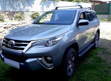 Отзыв о Toyota Fortuner