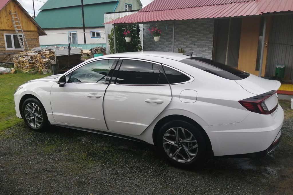 Отзыв о Hyundai Sonata