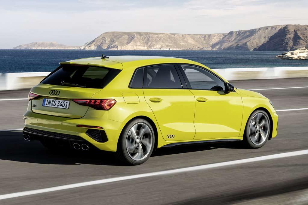 Audi S3 Sportback 2021