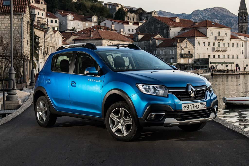 Где купить Renault Sandero Stepway 2021