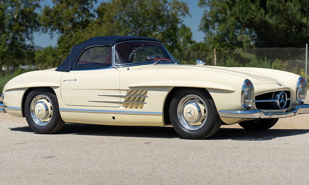 Mercedes 300 SL Roadster 1961