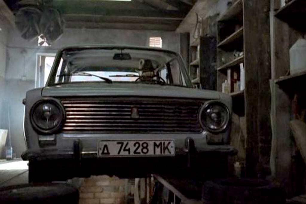 Кадр из фильма Копейка