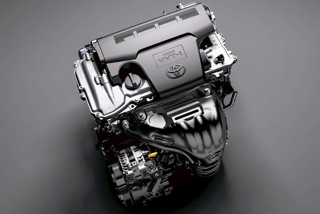Бензиновый мотор 2.52AR-FE