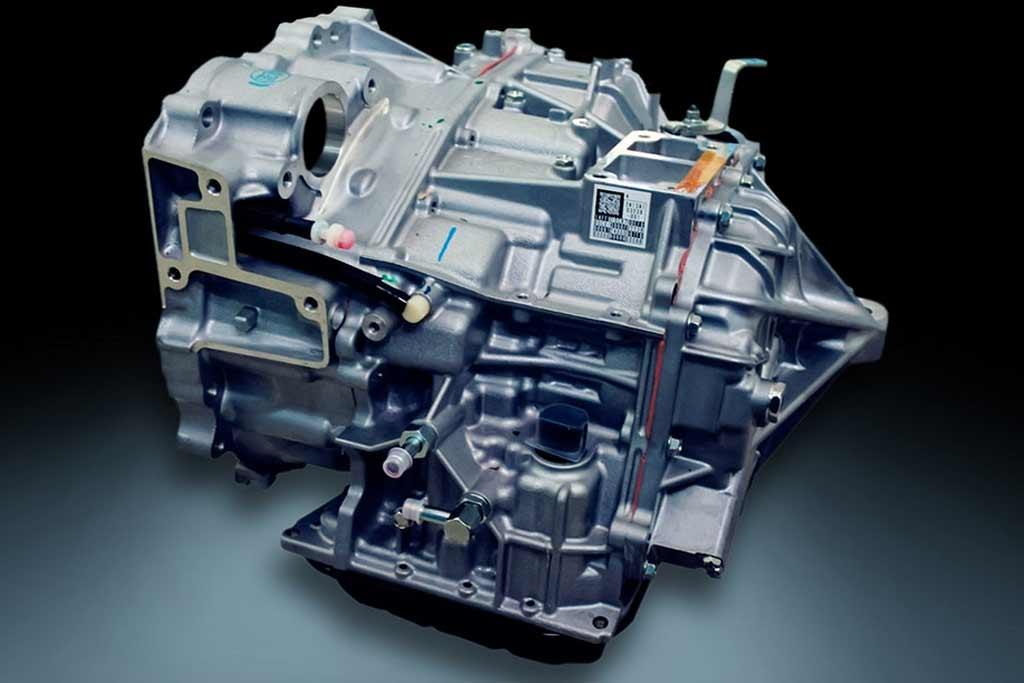 Шестиступенчатый автомат Aisin серии U760