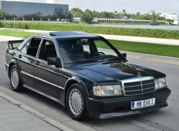 Mercedes 190E-16 Evolution I