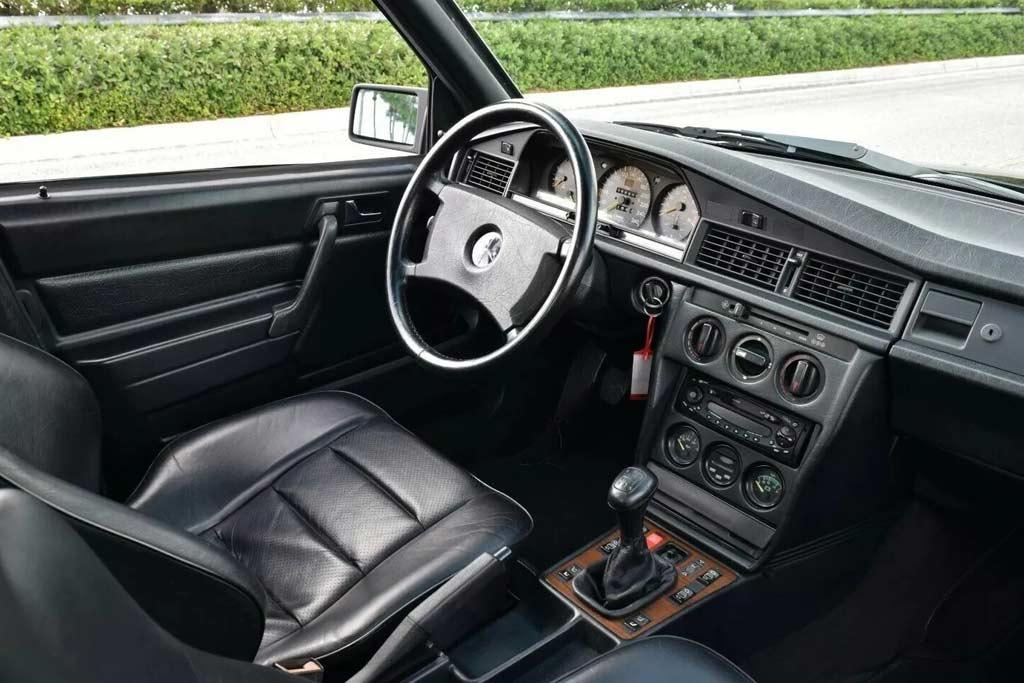 Mercedes 190E-16 Evolution I