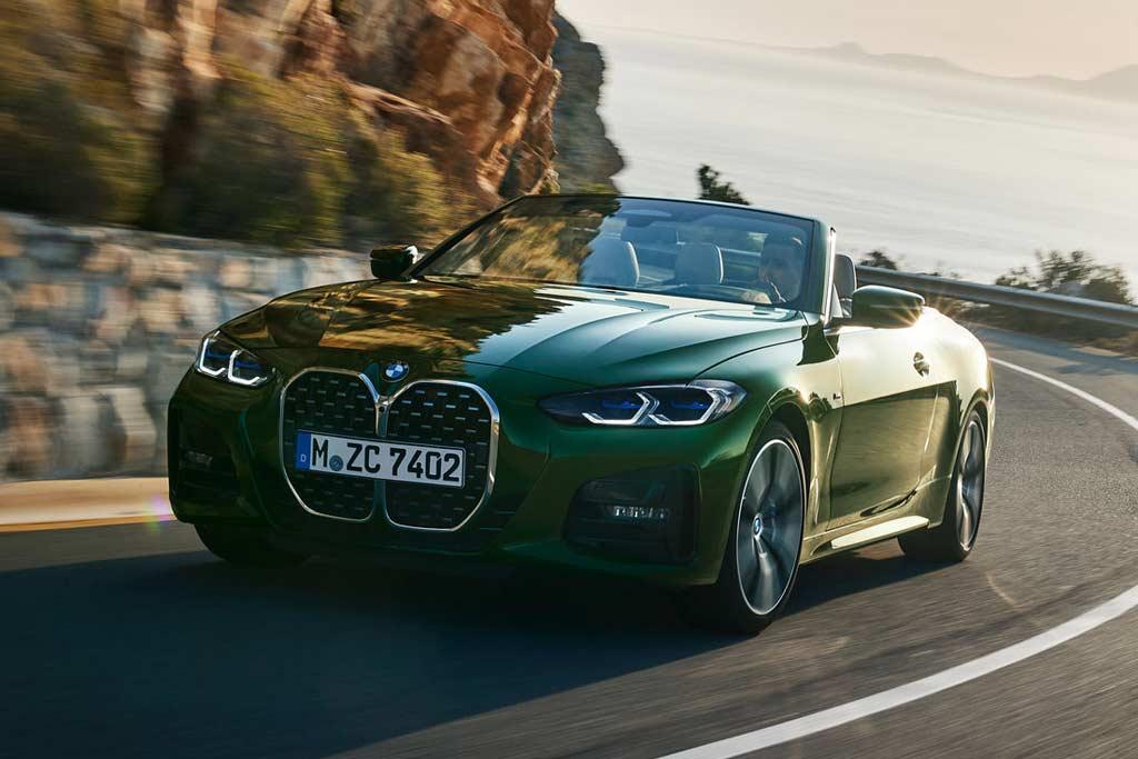 Новый кабриолет BMW 4-серии (G23): теперь с мягким складным верхом