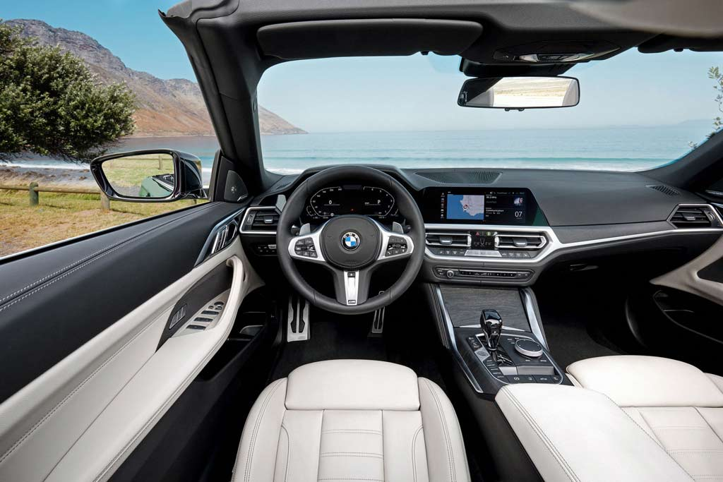BMW 4-Series Convertible (G23)