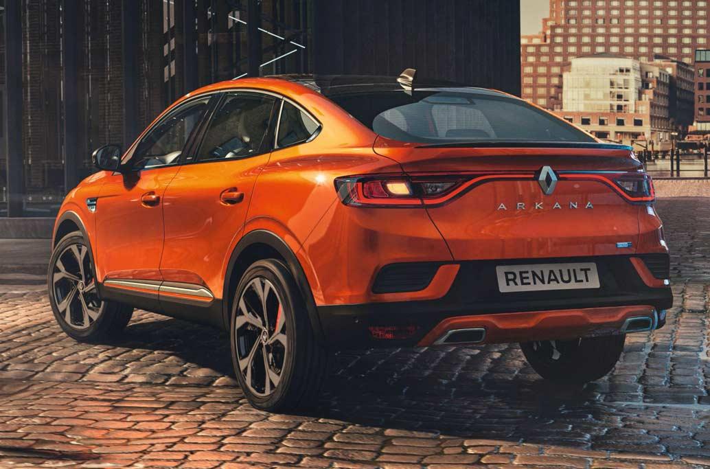Опомнились: европейцы тоже захотели купеобразный Renault Arkana