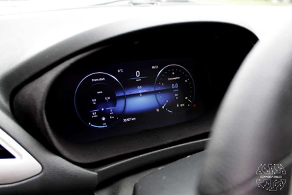 Быть в тренде: для Lada Vesta разработали виртуальный щиток приборов